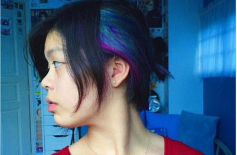 Oil Slick Hair Has a New Definition (1)